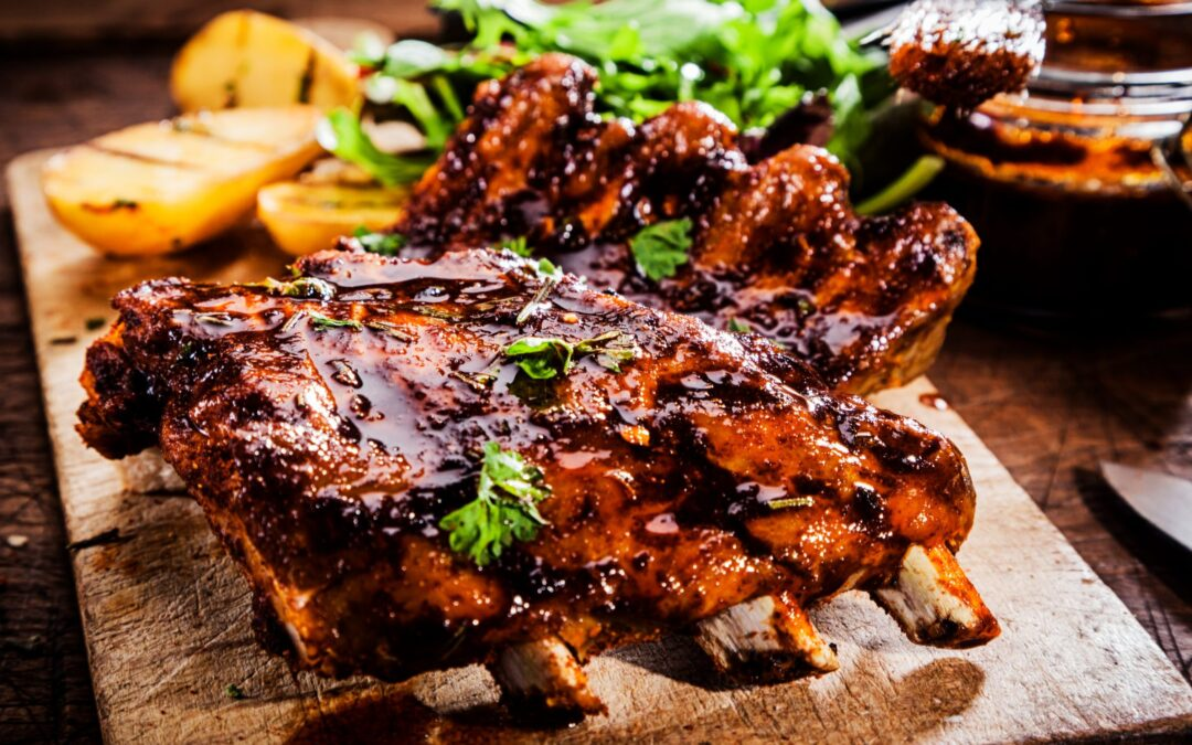 WHAT'S THE DIFFERENCE BETWEEN BARBECUING AND GRILLING?